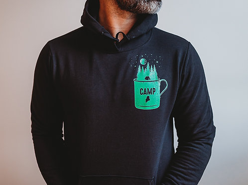 Camp Mug Unisex Hoodie