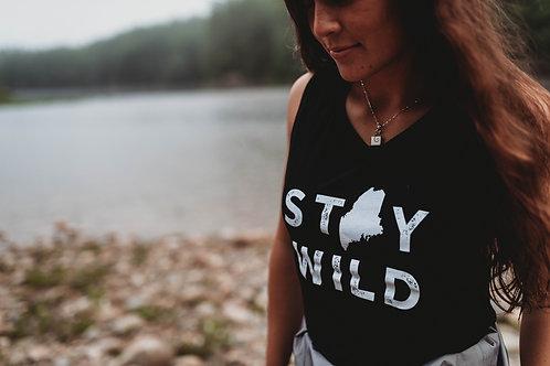 Stay Wild Women's Festival Tank
