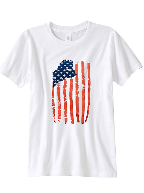 207 Flag Toddler Shirt