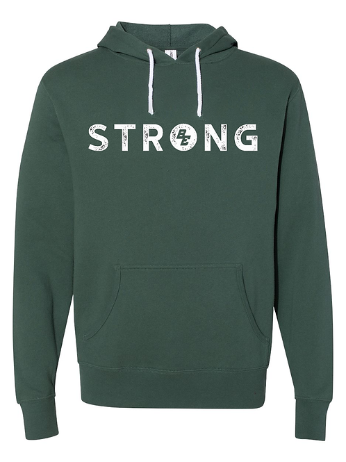 BE Strong Unisex Hoodie