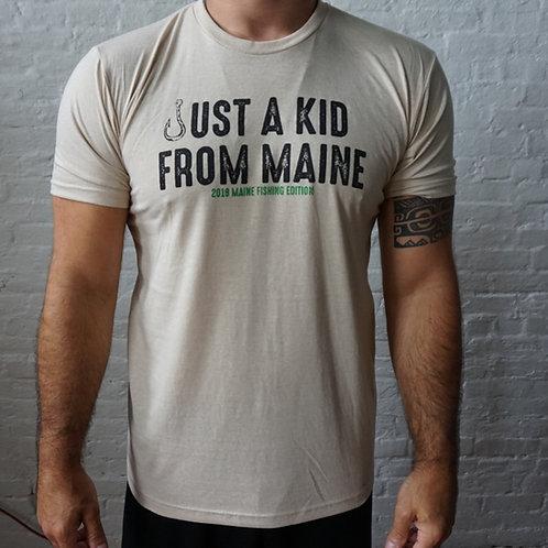 JAKFM Men's Fishing Shirt