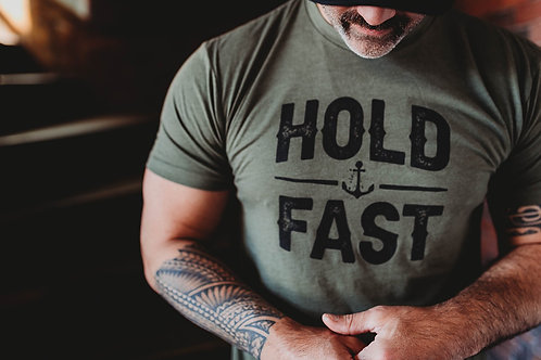 Hold Fast Men's Shirt