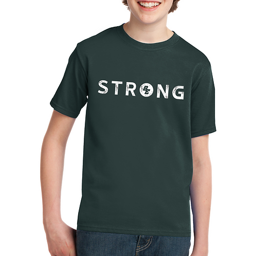 BE Strong Youth Shirt