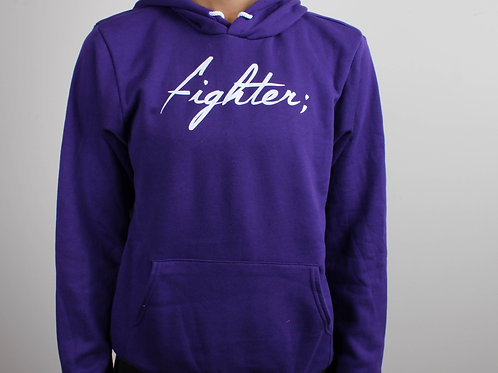 Fighter; Women's Hoodie