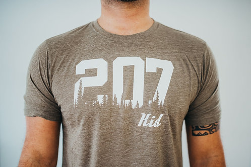 207 Kid Men's Pines Shirt