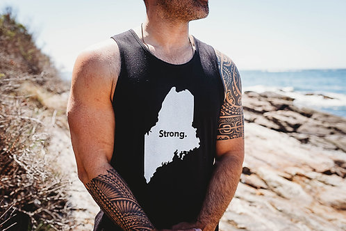 Maine Strong Men's Tank