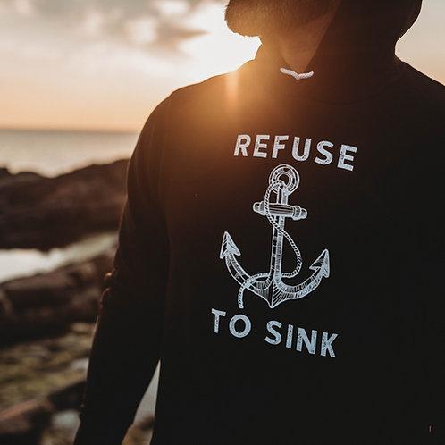 Men's Refuse to Sink Hoodie V1