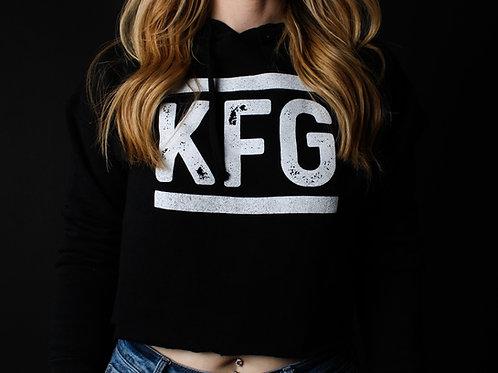 KFG Cropped Hoodie