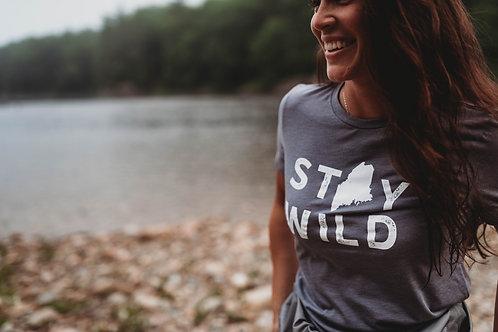 Stay Wild Women's Shirt