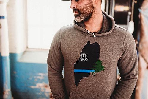 Bicentennial Maine Unisex Hoodie