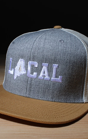 Wool Blend Local Snapback
