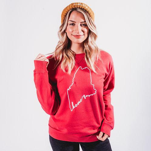 Unisex Always Home Raglan Sweatshirt