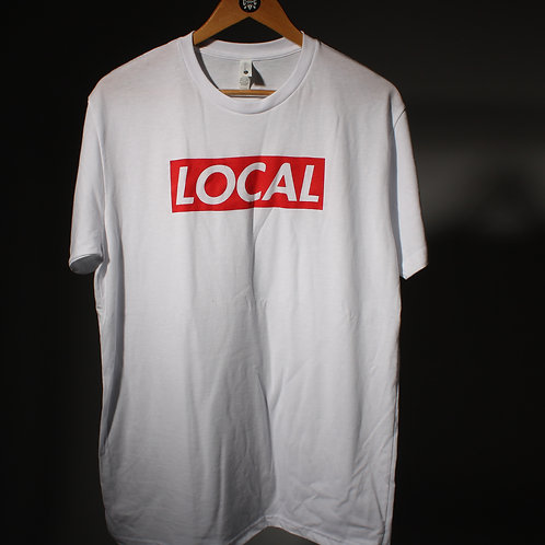 LOCAL Red Line Men's Shirt