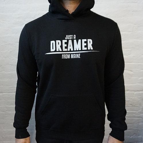 Dreamer Maine Men's Hoodie