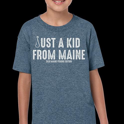 JAKFM Fishing Youth Shirt