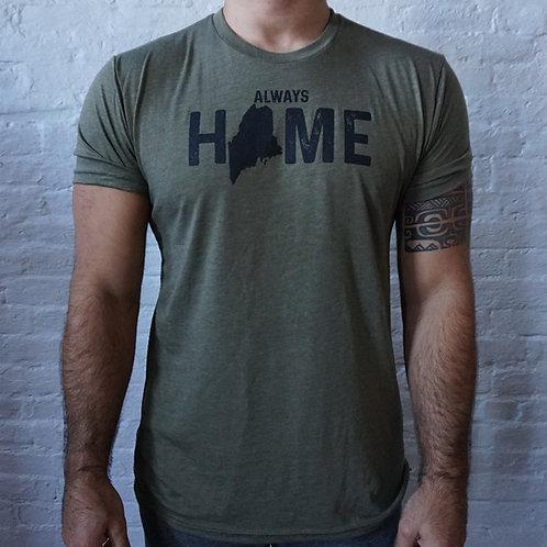 Always Home Men's Shirt V2
