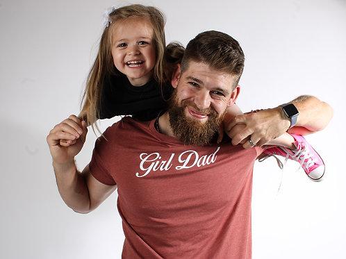 Girl Dad Men's Shirt V2