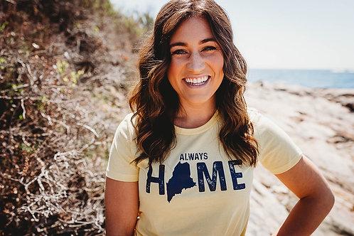 Always Home V2 Women's Shirt