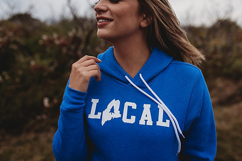 Women's Local Pullover Fleece Hoodie