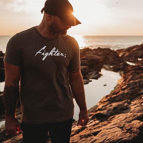 Fighter; Men's Shirt