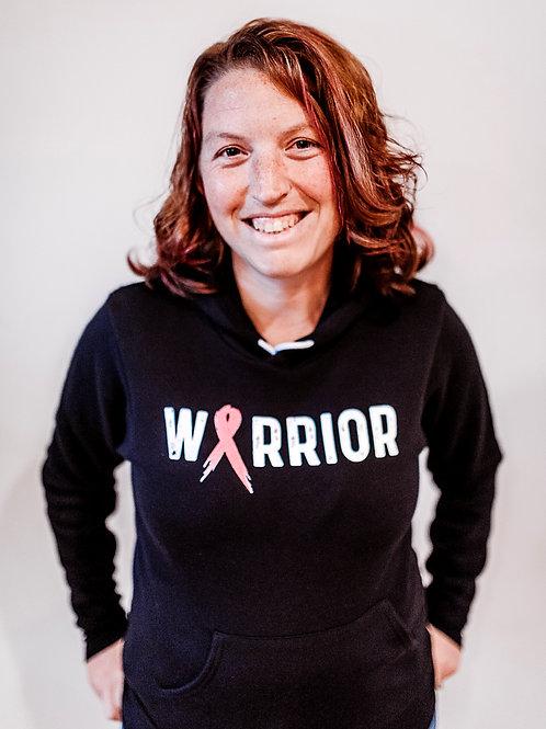 Women's Warrior Ribbon Hoodie