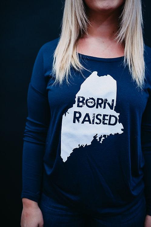Born & Raised V4 Flow Longsleeve