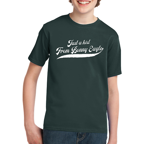 Just a kid from BE Youth Shirt