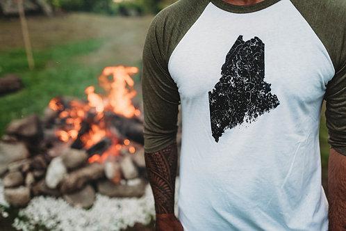 Watershed Unisex 3/4 Shirt