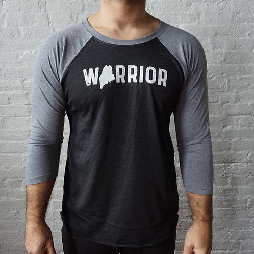 Warrior Men's 3/4 Shirt
