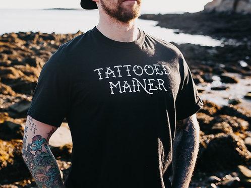 Original Tattooed Mainer Men's Shirt