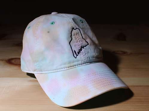 Maine Love Tie Dye Hat