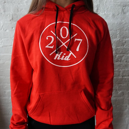 207 Kid Women's Hoodie V2