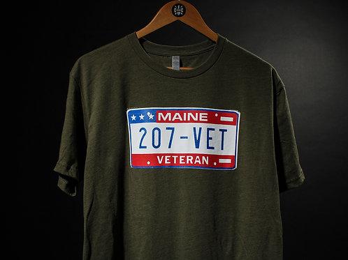 207-VET Men's Shirt