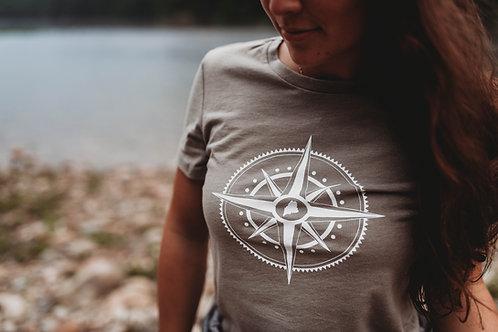 Explore Compass Women's Shirt