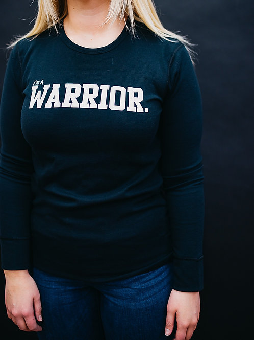 I'm a Warrior Women's Thermal