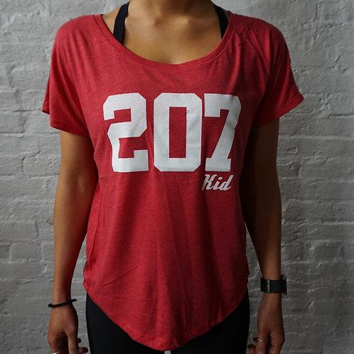207 Kid Women's Dolman