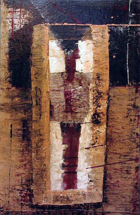 L'egyptien 90 x 139 cm