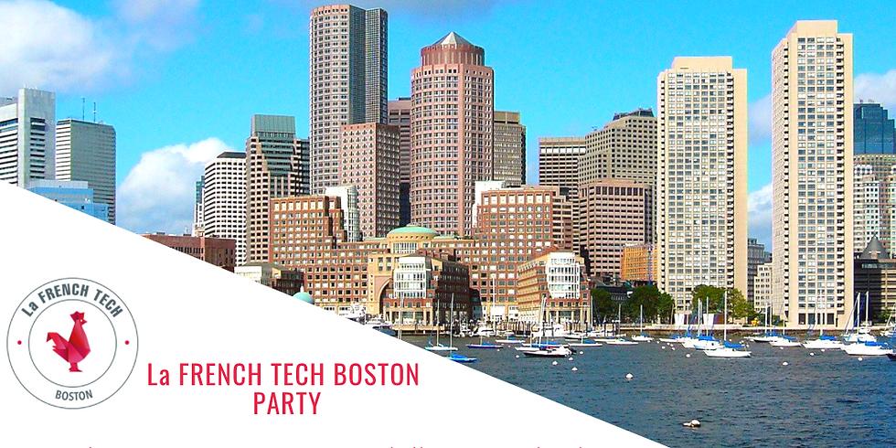 La FRENCH TECH BOSTON PARTY!