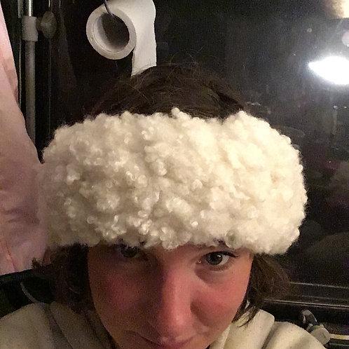 Cut-side 'Bugs' Head Warmer