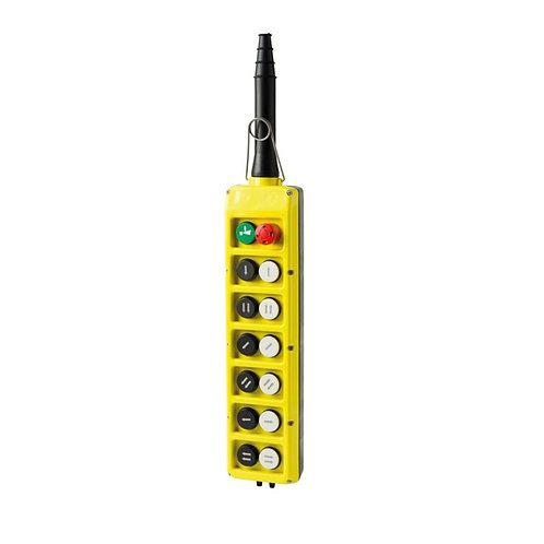 (14 buttons) PLB14/E pendant control station