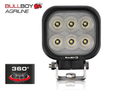 LED work light BULLBOY AGRILINE 60W