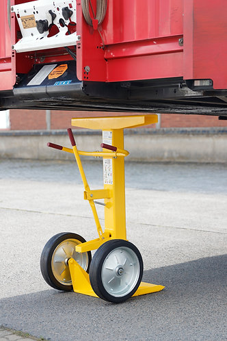 Trailer stand (TÜV-certified)