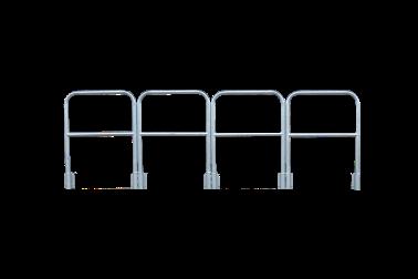 Ramp Guardrails (Metal)