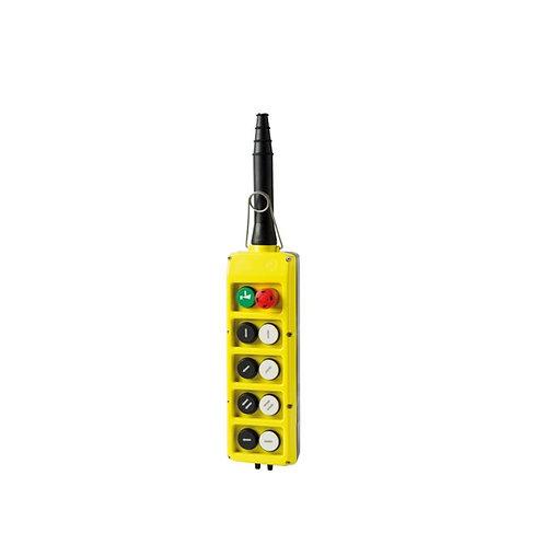 (10 buttons)  PLB10/E pendant control station