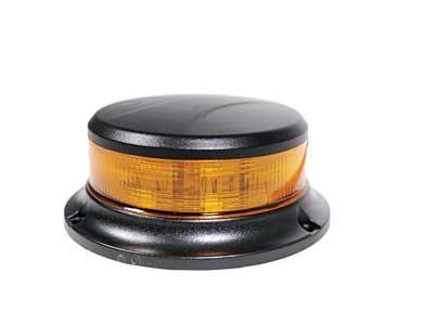 LED flashing beacon MIDI