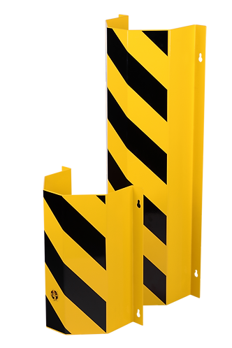 Crash Protection Guard for Pipes and Cables