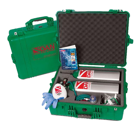 601-3000 DAN Dual Rescue Pack Extended Care
