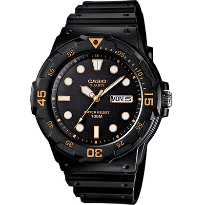 Casio MRW200H Classic Analog Diver Watch