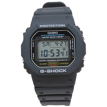 Casio DW5600E-1V G-Shock 200M Watch