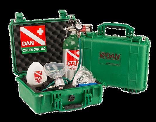 601-4000 DAN Rescue Pack